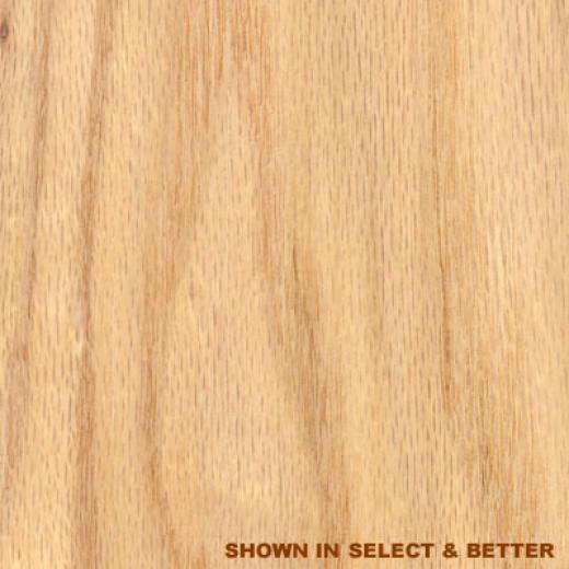 Stepco Red Oak 2-1/4 Unfinished Red Oak - Selects Hardwood Flooring