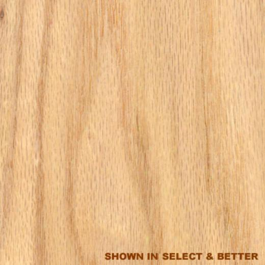 Stepco Red Oak 4 Unfinished Red Oak No. 1 Common Hardwood Flooring
