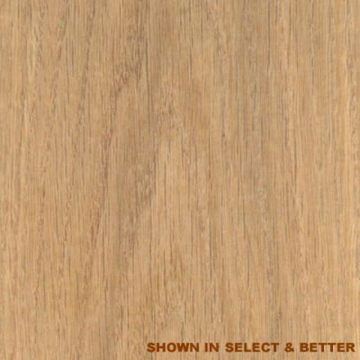 Stepco White Oak 2-1/4 Incomplete White Oak No. 2 Common Hardwood Flooring