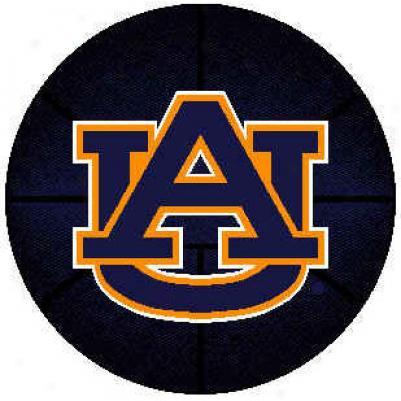 Strike Off Company, Inc Nut-brown University Auburn Basketball 24