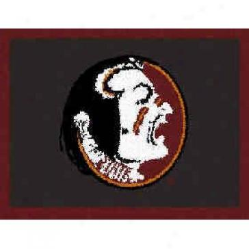 Strike Off Company, Inc Florida State University Florida Condition Entry Mat 2 X 3 Area Rugs