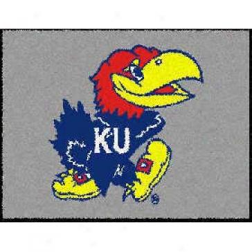 Strike Off Company, Inc Kansas State University Kansas State Entry Mat 2 X 3 Region Rugs