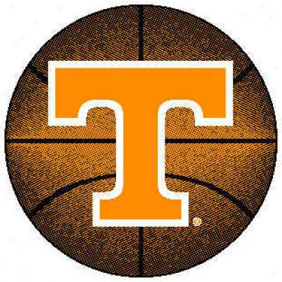 Strike Against Company , Inc Tennessee University Tennewssee Basketball 24 Area Rugs