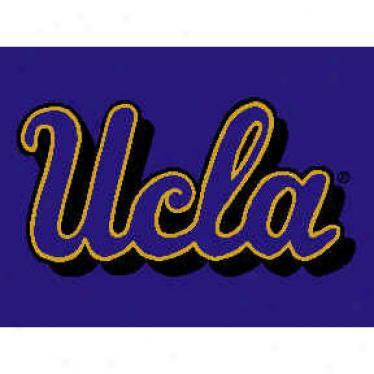 Be stranded Off Company, Inc Ucla University Ucla Basketball 4 Ft Area Rugs