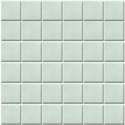 Studio Line Glass Tile Studio Line Unicolor Mosaic 2 X 2 Bianco Mu55 01