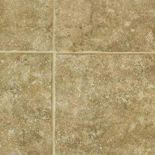 Tarkett City View - Ceramica Boulevard 6 Arizona Tan Vinyl Flooring