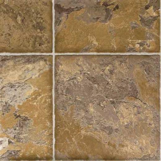 Tarkett Contours - Casada Slate Venetian Gold Vin6l Flooring