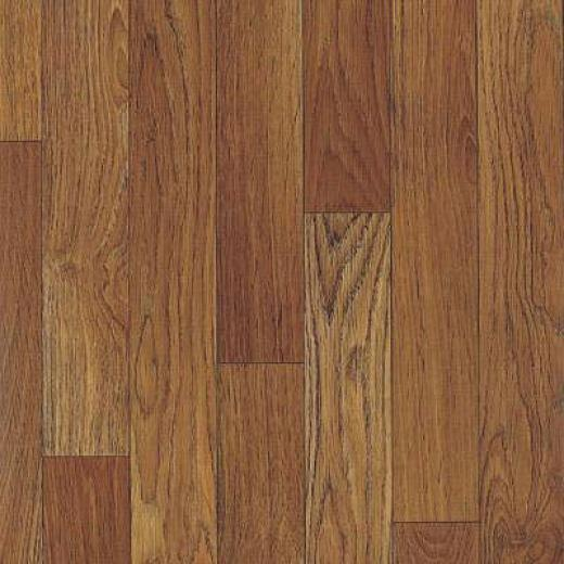 Tarkett Fiber Floors Fresh Start - Merits Hickory Vinyl Flooring
