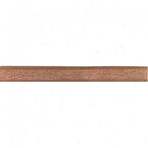 Tesoro Bacvhetta Metallic Listell0 Copper Gold Tile & Stone