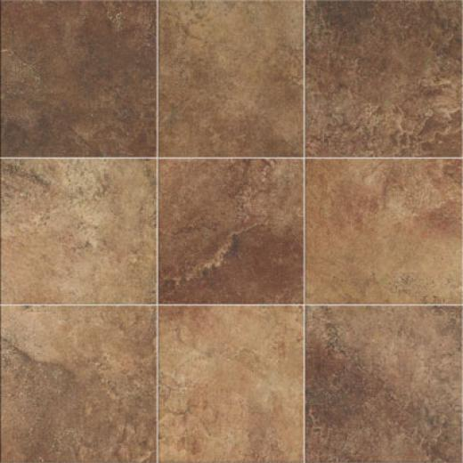 Tesoro Kulture 12 X 12 Red Oak Tile & Stone