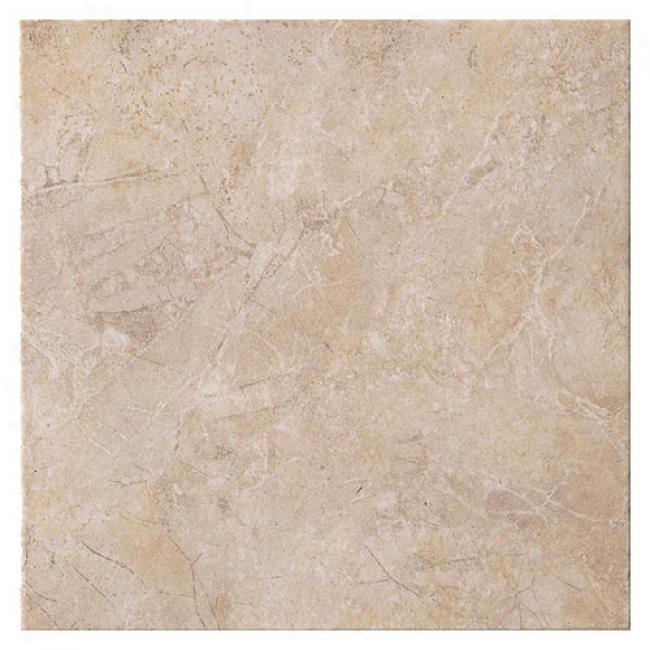 Tesoro Marmo Antico 20 X 20 Beige Tile & Stone