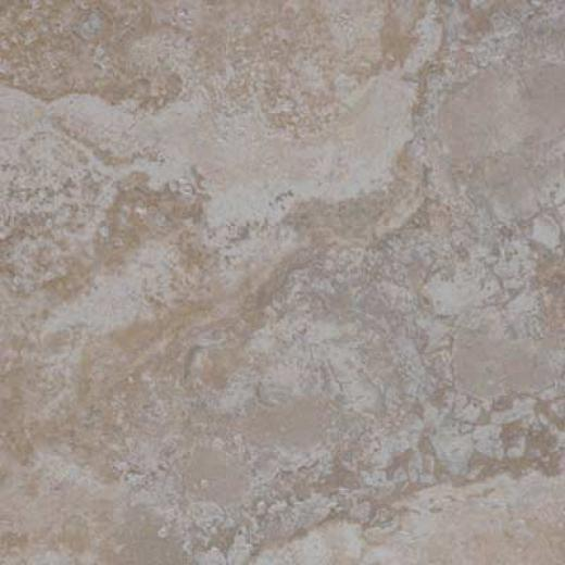 Tesoro Old Gem 13 X 13 Almond Tile & Stone