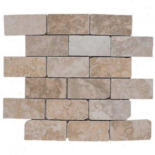 Tesoro Old Stone Mosaic Mix Muretto Mix Tile & Stone