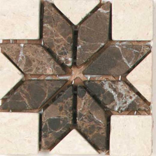 Tesoro Savona Insert Noce Tile & Stone