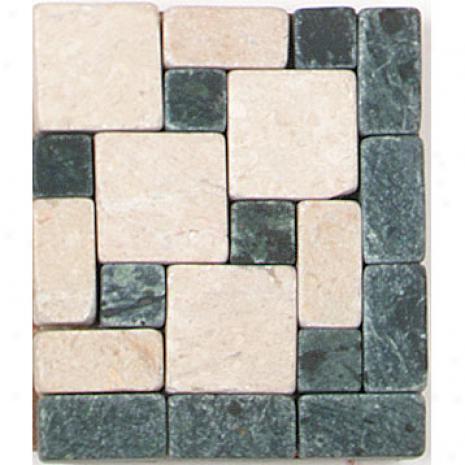 Tesoro Venezia Listello Verdde Tile & Stone