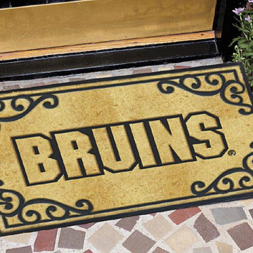 The Recollection Company Boston Bruins Boston Bruins Area Rugs