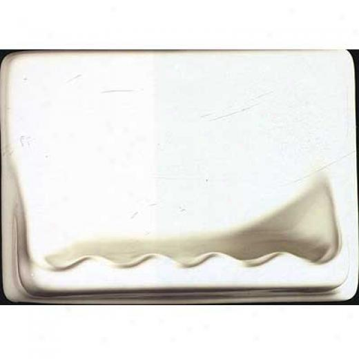 Tilecrest Bath Accessories Soap Dish White Tile & Stone