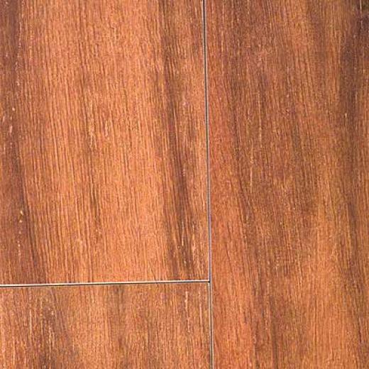 Tilecrest Distressed Wood 6 X 24 Cherry Tile & Stone