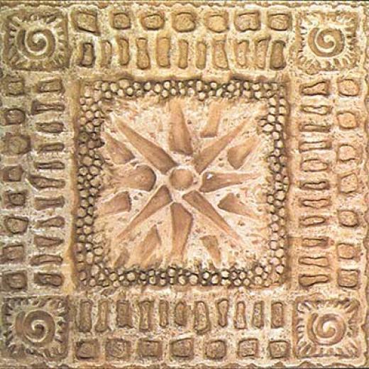 Tilecrest Fauxstone Resin Decos Deco Star Camel Tile & Stone