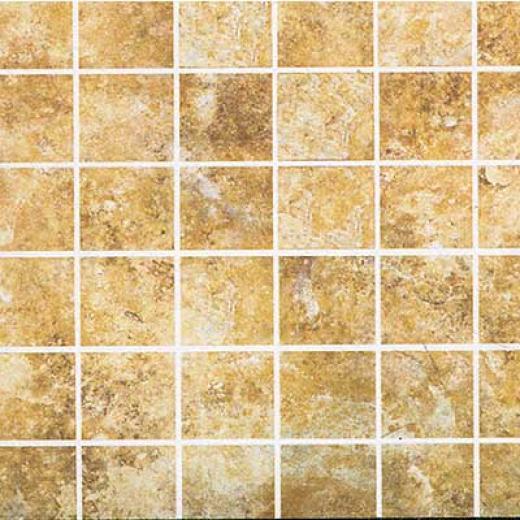 Tilecrest Jocslyn Mosaic Gold Mosaics Tile & Stone