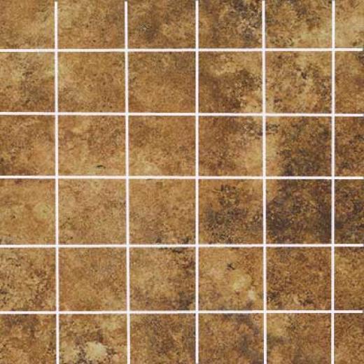 Tilecrest Jocelyn Mosaic Walnut Mosaics Tile & Stone