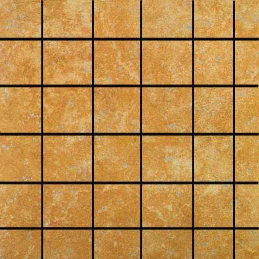Tilecrest Kyle Inlaid Gold Tile & Stone