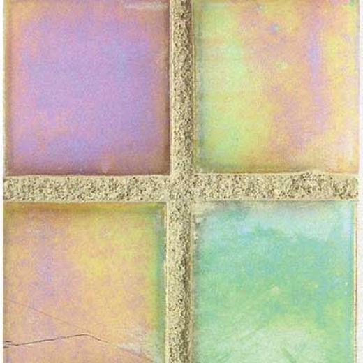 Tilecrest Lustre Series Mosaic White Tile & Stone