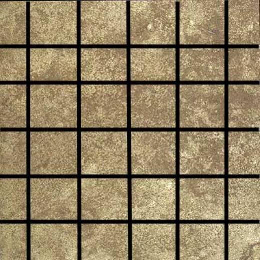 Tilecrest Mountain Mosaic 1 X 3 Walnut Mosaic Tile & Stone
