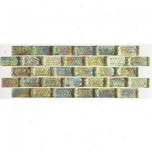 Tilecrest Transparent Series Mosaic Clear Tile & Stone