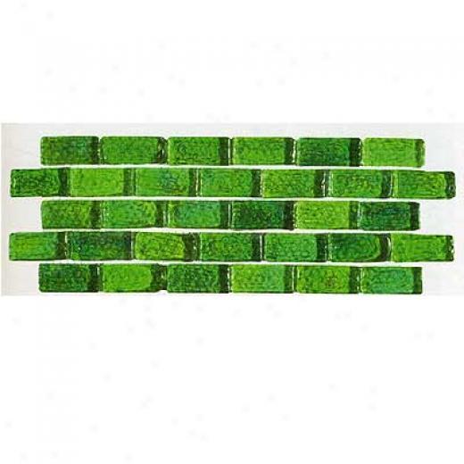 Tilecrest Transparent Series Mosaic Quick~ Green Tile & Stone