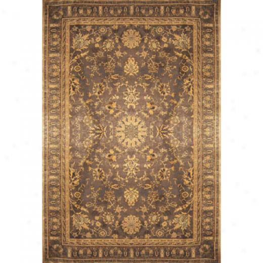 Trans-ocean Impprt Co. Dora 2 X 3 Arts & Crafts Pedantic  Area Rugs