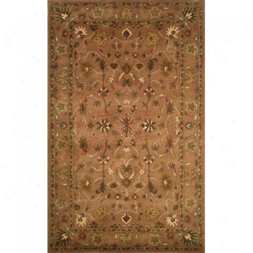 Trans-ocean Import Co. Petra 8 X 10 Oushak Region Rugs
