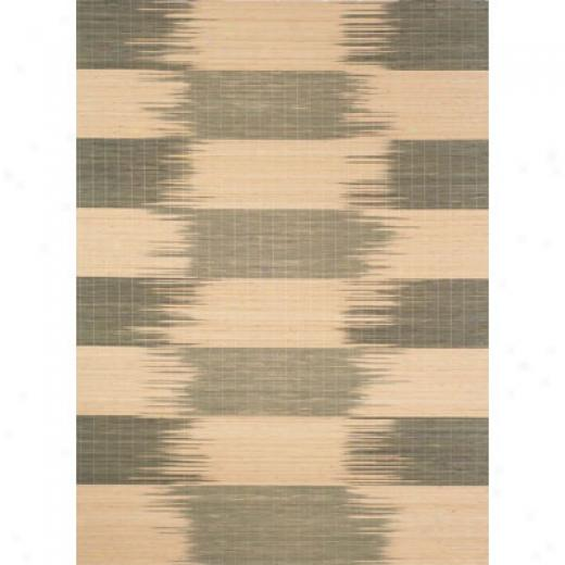 Trans-ocean Import Co. Savannah 5 X 7 Squares Neutral Region Rugs