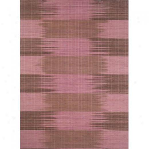 Trans-ocean Import Co. Savannah 8 X 11 Squares Lilac Area Rugs