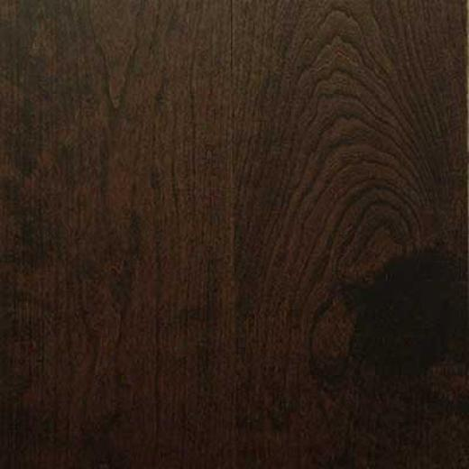 Ua Floors Olde Charleston Cajun Blacjened Cherry Hardwood Flooring