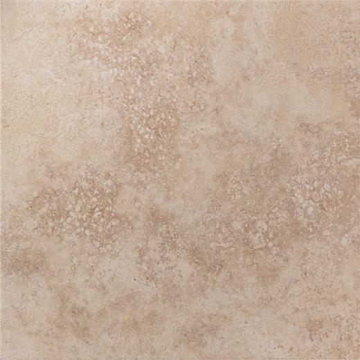 United States Ceramic Tile Tuscany 13 X 14 Ivory Tile & Stone