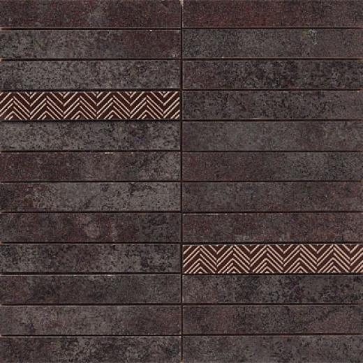 United States Ceramic Tile Copperstone Mosaic Frost Tile & Stone