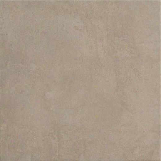 United States Ceramic Tile Concrete 18 X 18 Silver Tile & Stone