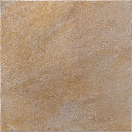 United States Ceramic Tile Duomo 18 X 18 Sepia Tile & Stone