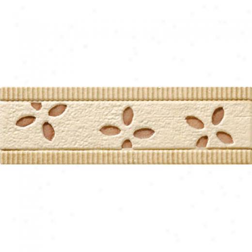 United States Ceramic Tile Decorative Accents Sahara Listel Tile & Stone