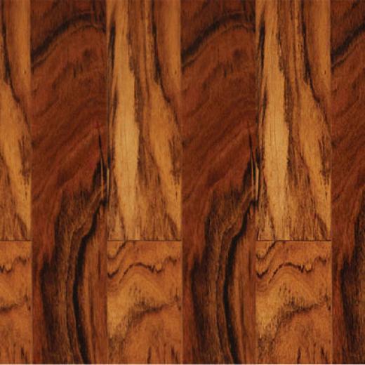 Versini Exotics Palermo Wide 5 African Ebong Natural Hardwood Flooring