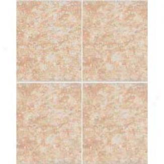 Vitromex Paacific 13 X 13 Salmon Tile & Stone