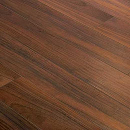 Wilsonart Red Label Painted Beveled 5 Plank African Walnut Laminate Flooring
