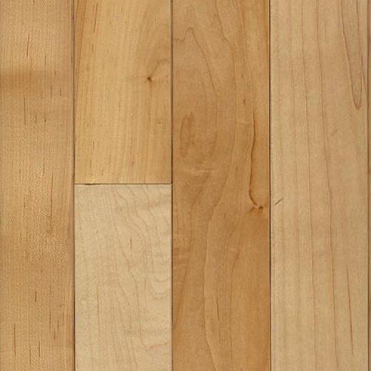 Zickgraf Casual Collection 2 1/4 Maple Natural Hardwood Flooring