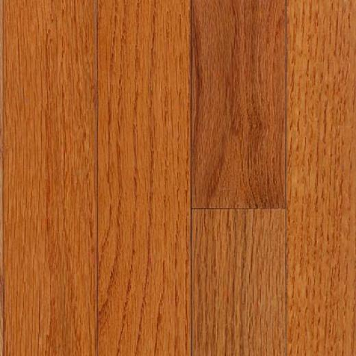 Zickgraf Country Collection Semi-gloss 3 1/4 Oak Butterscotch Hardwood Flooring