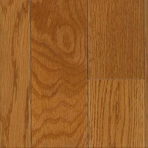 Zickgraf Country Collection Semi-gloss 3 1/4 Oak Honey Hardwood Flooring