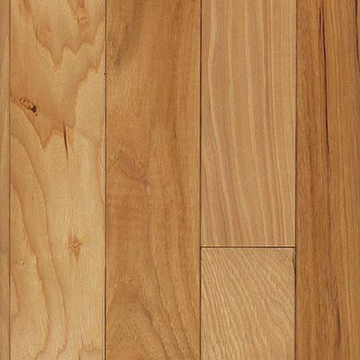 Zickgraf Country Collection 2 1/4 Hickory Natural Hardwood Floofing