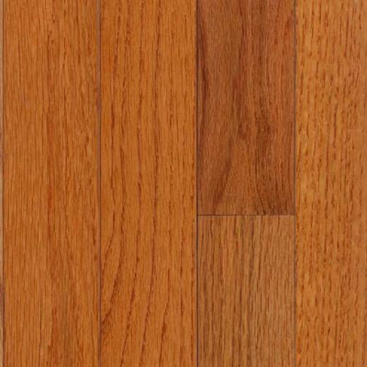 Zickgraf The Franklin Collection Semi-gloss 2 1/4 Oak Butterscotch Hardwood Flooring