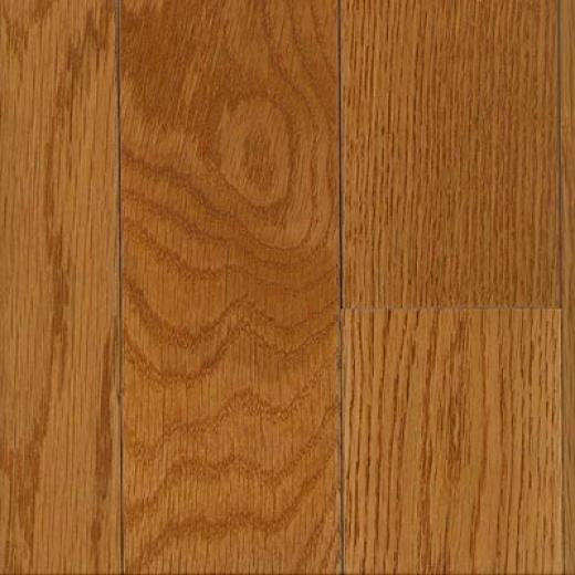 Zickgraf The Franklin Collection 2 1/4 Oak Honey Hardwood Flooring