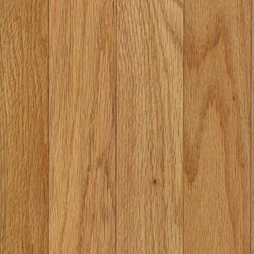 Zickgraf The Franklin Collection 2 1/4 Natural Red Oak Hardwood Flooring